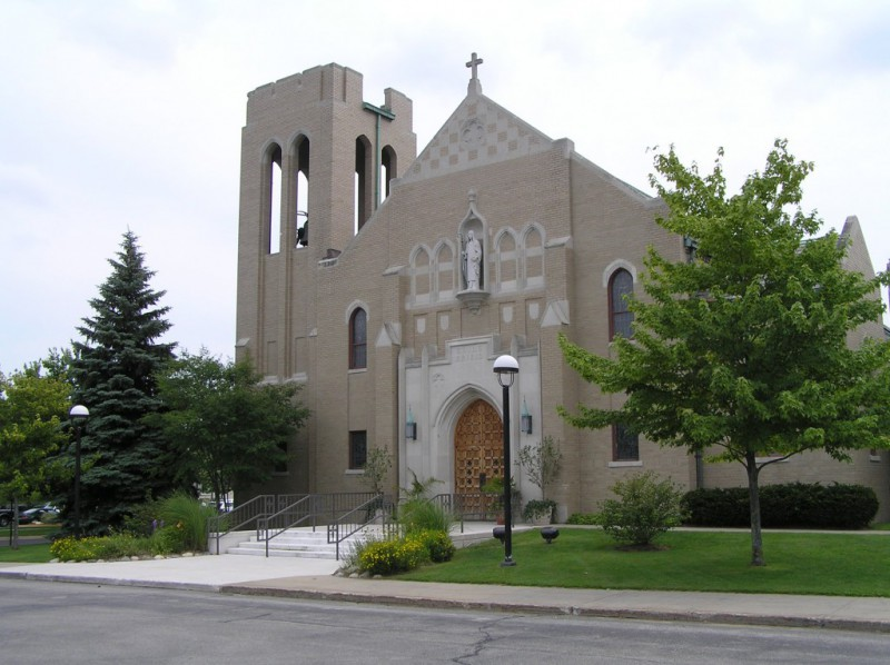 catholic singles in dewitt Welcome to holy cross catholic church if you are new to the parish, we want to get to know you and serve you parish registration is the official way to join the holy cross.