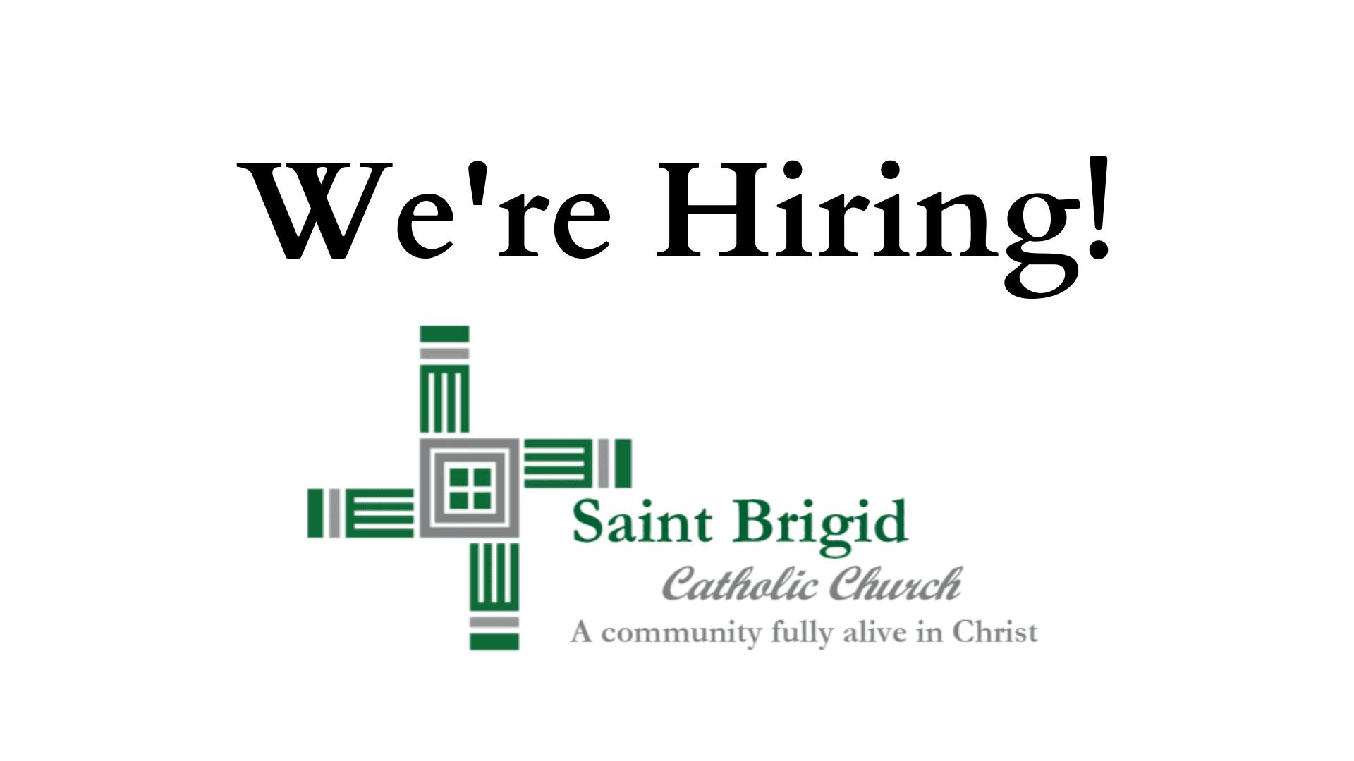 Employment Opportunity-Director of Evangelization