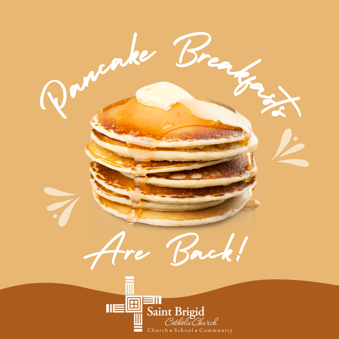 Pancake Breakfasts are Back!